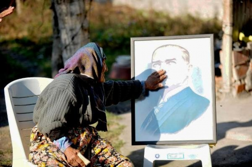 Bursalı Fatma Nine'nin Atatürk sevgisi