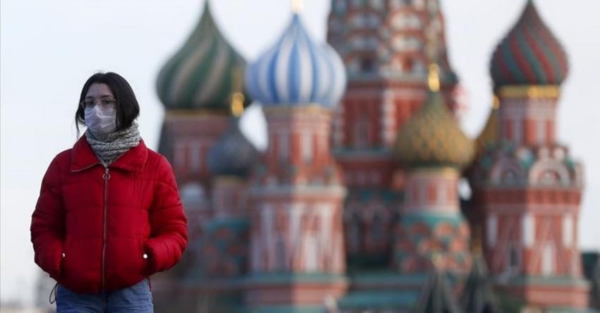 Rusya'da virüs önlemleri hafifletiliyor