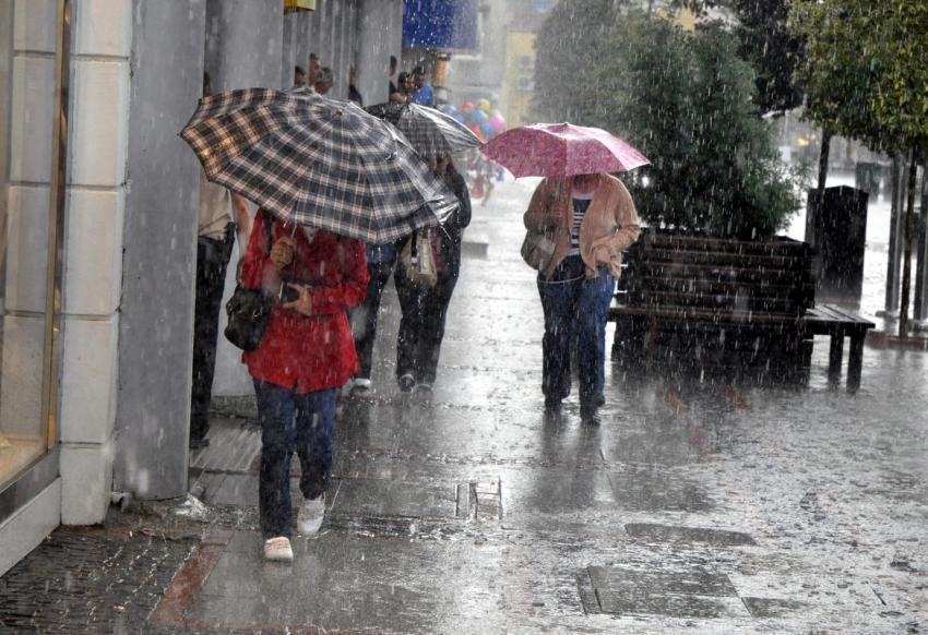 Bursa'da yağışlar ne kadar sürecek?