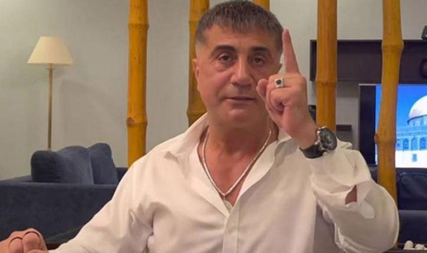 Sedat Peker merakla beklenen 10. videosunu yayınladı