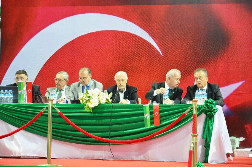 Bursaspor Genel Kurulu
