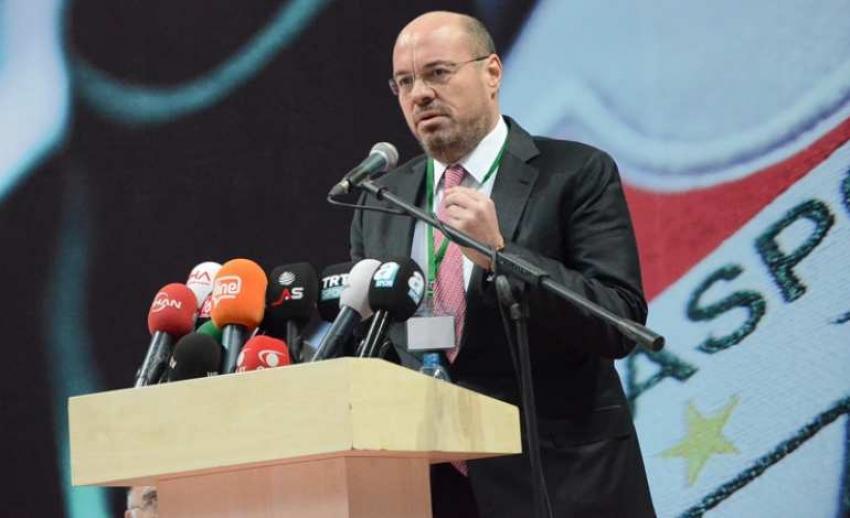 Levent Kızıl'a Başkanlık çağrısı