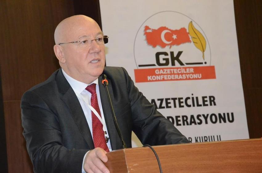 TGK'dan Ankara saldırısına kınama