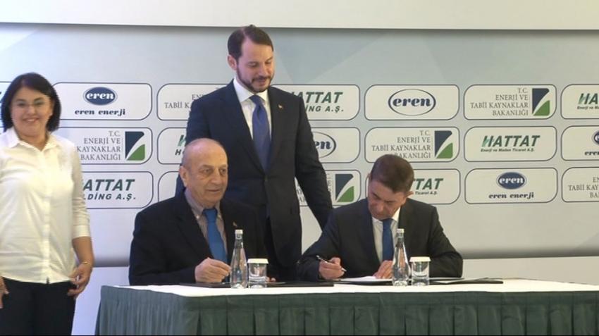 Yerli kömüre dönüşüm protokolü imzalandı