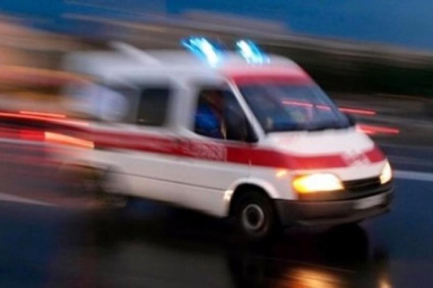 Bursa'da feci kaza! Hobi bahçesine daldı