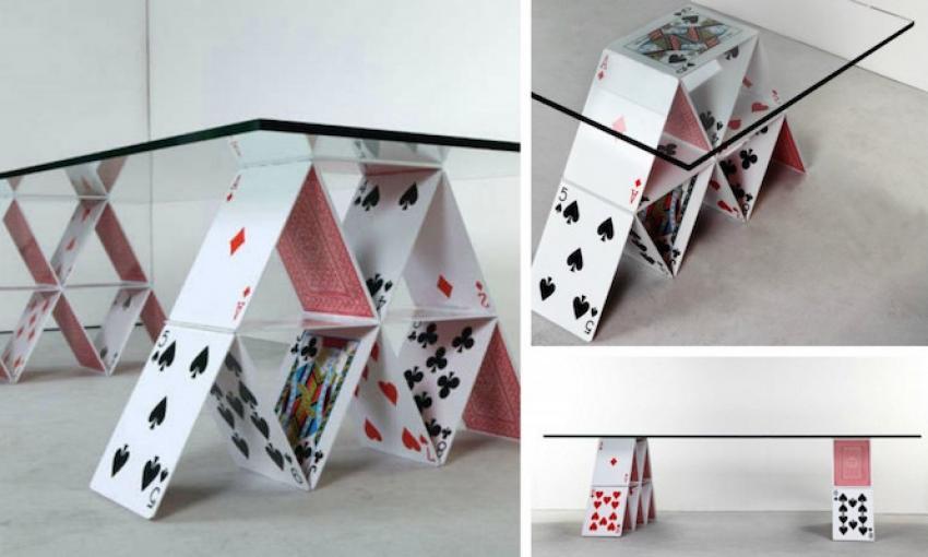 En ilginç 15 masa tasarımı!