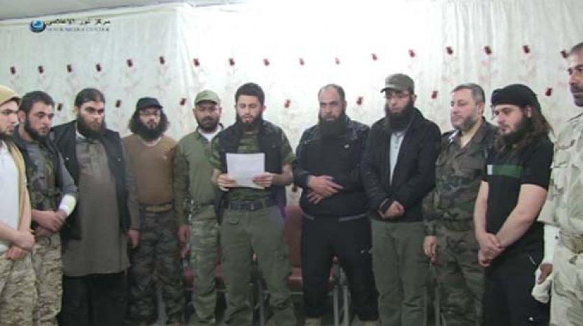 13 örgüt YPG'ye karşı birleşti