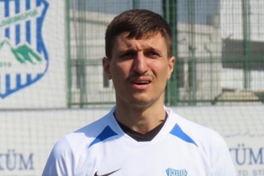 Bursa'da oğlunu öldüren futbolcu...