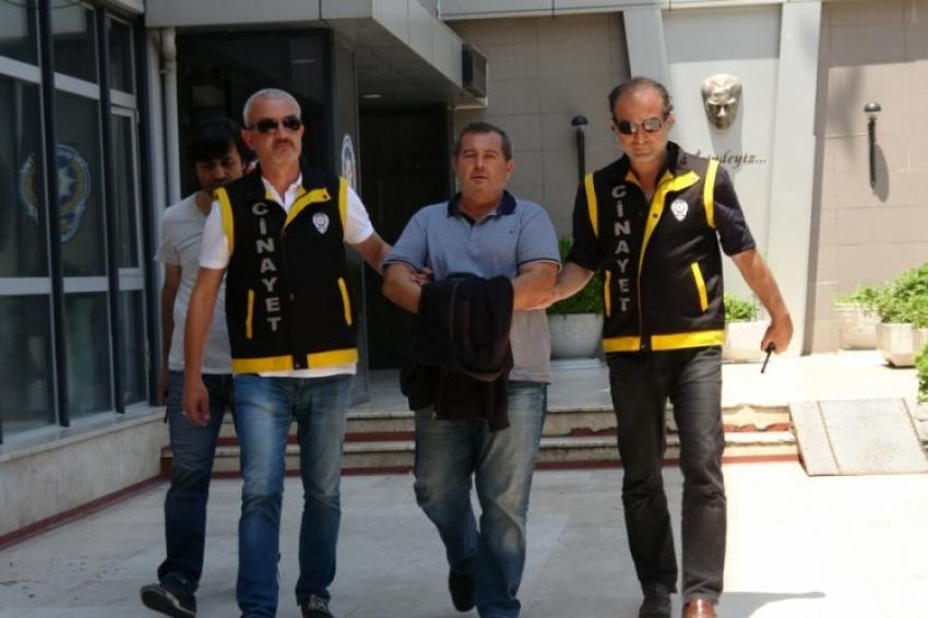 Bursa'da ünlü tatlıcıyı öldüren dayı...