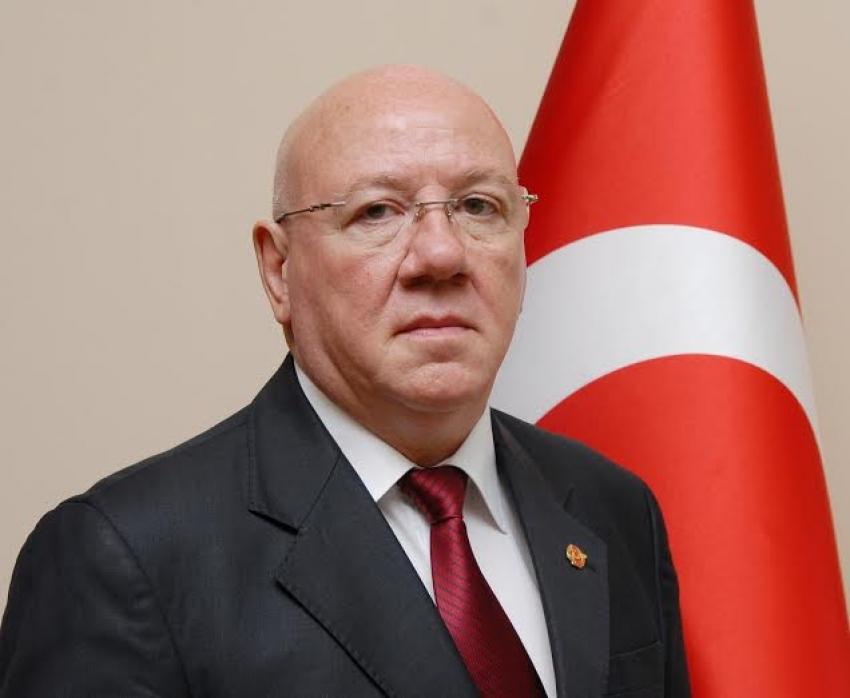 """Nuri Kolaylı'dan """"basın özgürlüğü günü"""" açıklaması"""