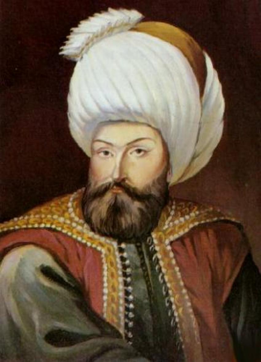Osmanlı Devleti'nin ilk 15 padişahı