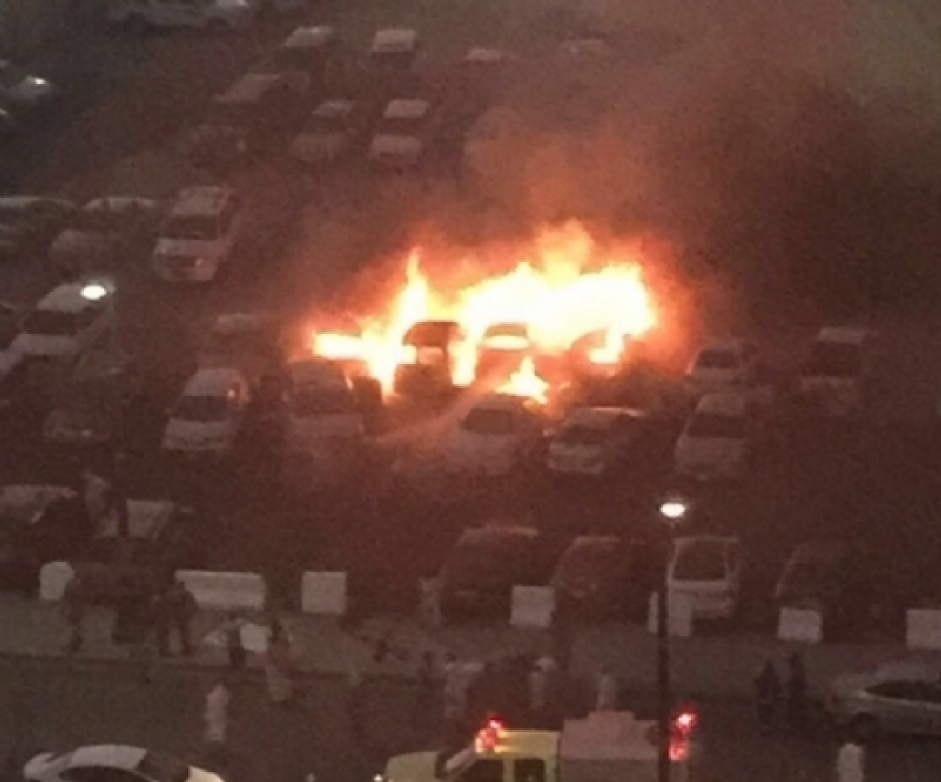 Medine'de Mescid-i Nebevi yakınlarında bombalı saldırı!