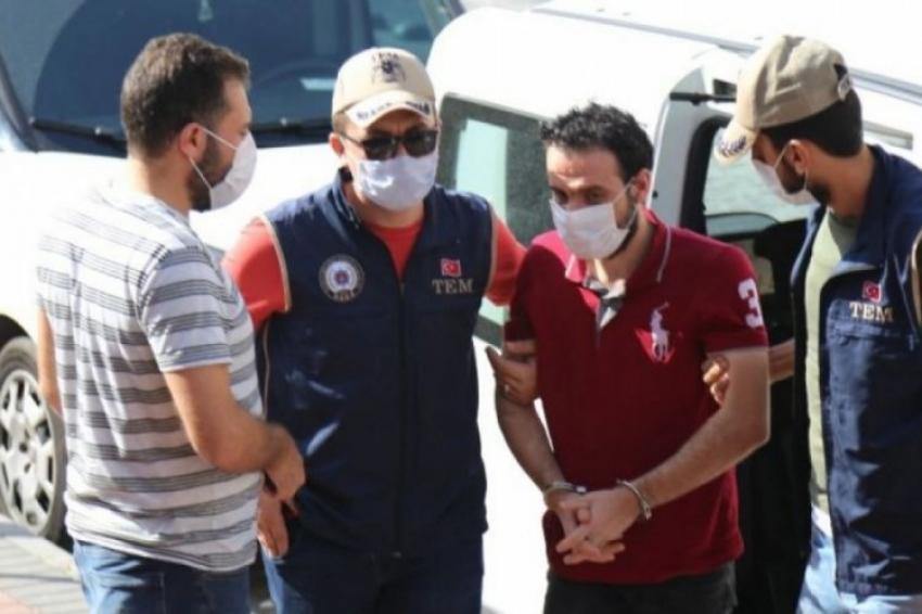 Bursa'da yakalanan DEAŞ medya sorumlusu tutuklandı
