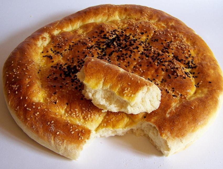 Haftanın yarısında pide yarısında esmer ekmek önerisi