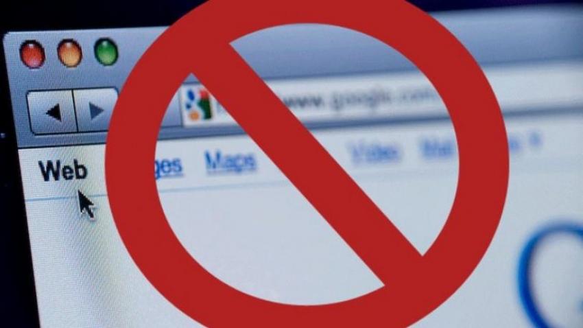 Bin 149 siteye erişim engeli