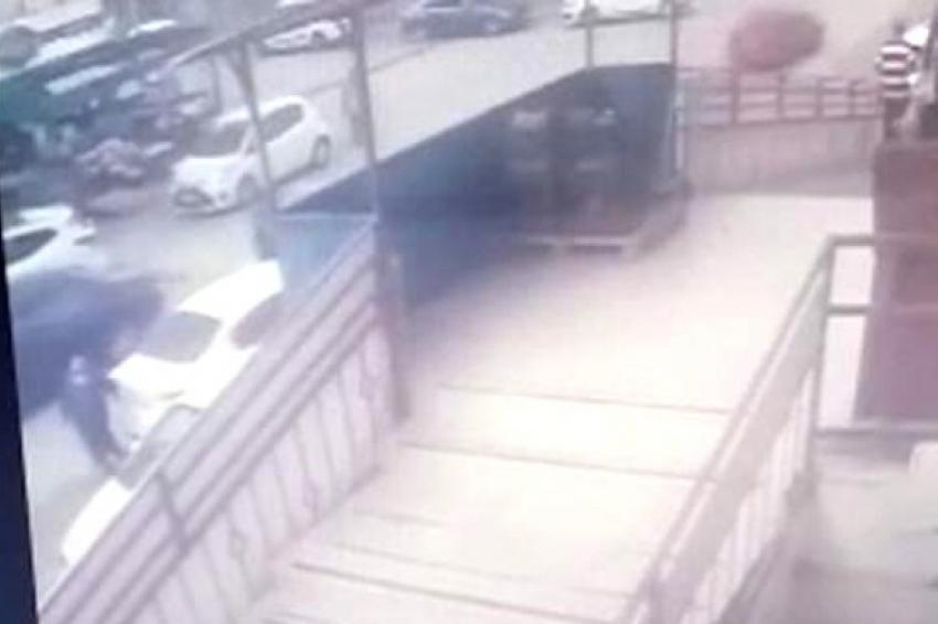Bursa'da korkunç ölüm