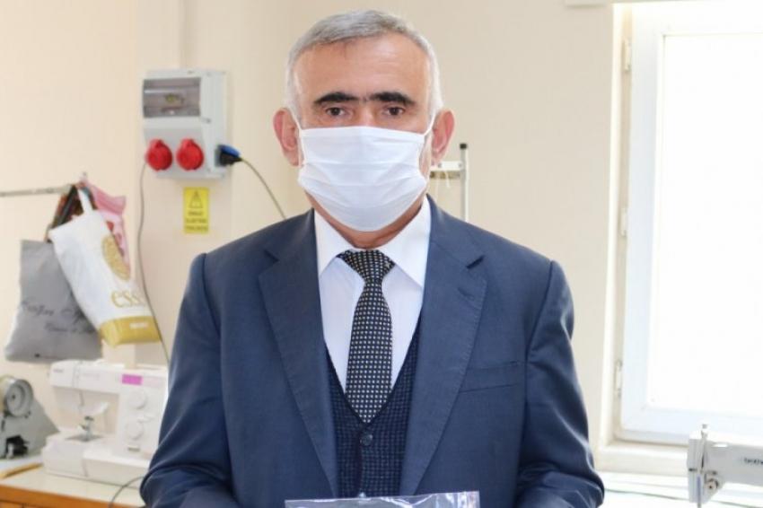 Keles Belediye Başkanı virüse yakalandı