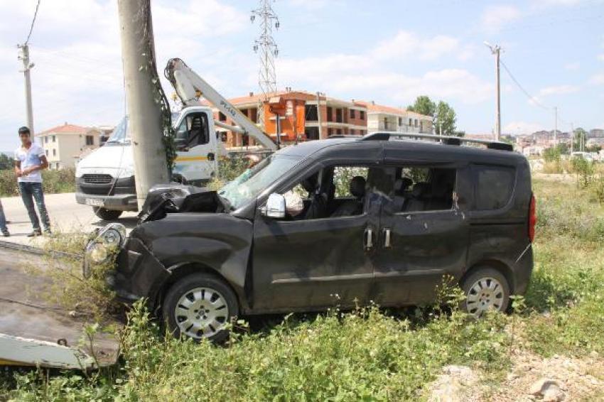 Bursa'dan bir kaza haberi daha!