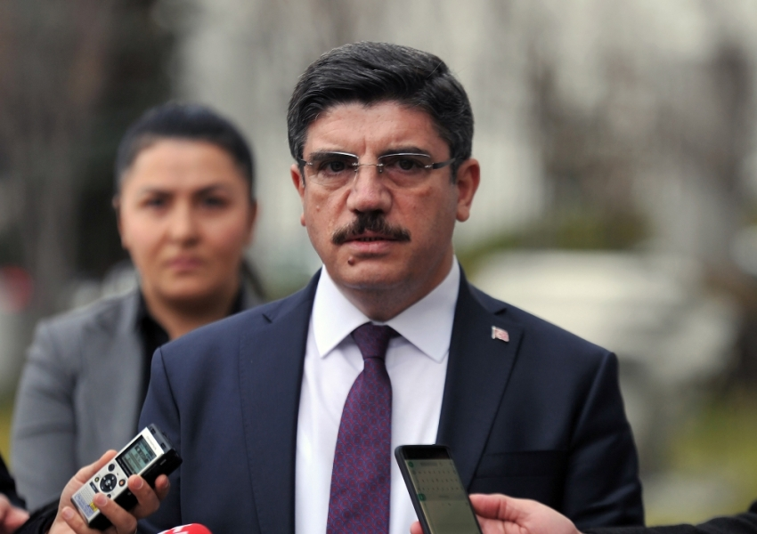 BM Raportörü Callamard, AK Partili Aktay ile görüştü