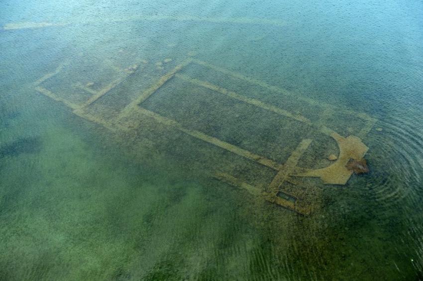 İznik Su Altı Bazilikası gün yüzüne çıkıyor!