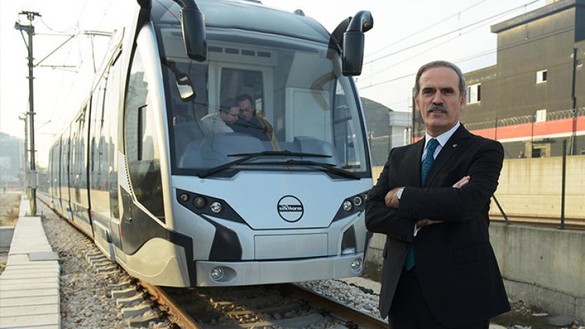 Gelişen Bursa'da Ulaştıran ulaşım