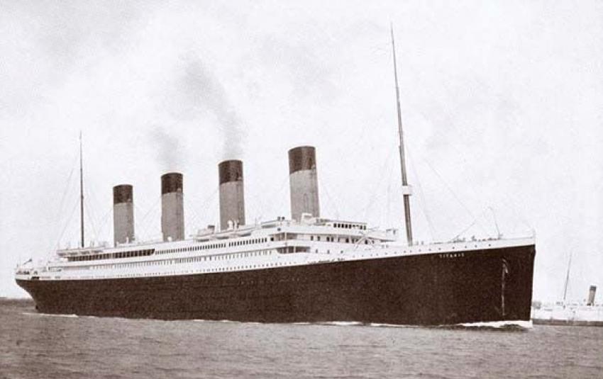Yeni Titanik 2018'de suya indiriliyor!