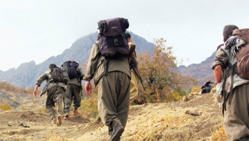 PKK'da büyük çöküş