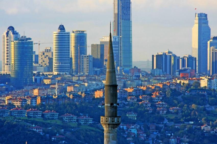 İstanbul aşırı sıcak çünkü...