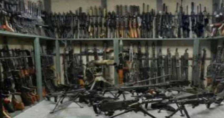 Silah deposuna intihar saldırısı: 45 ölü!