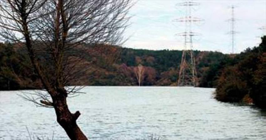 İstanbul'un barajlarında rekor doluluk