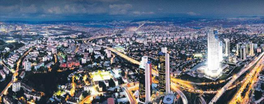 Türkiye'de 2018'e kadar 8 otel açacak