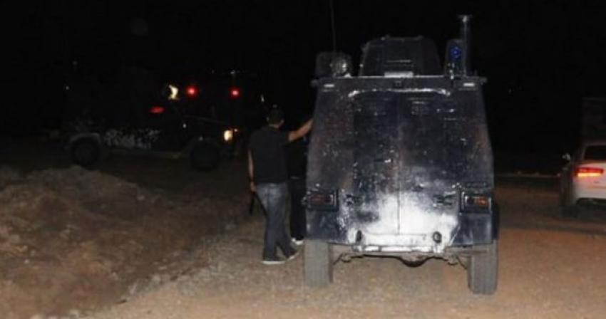 Cizre'de sınır karakoluna ateş açıldı
