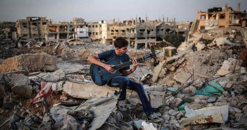 Gazze yeniden inşa ediliyor