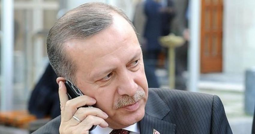Erdoğan'dan Kral Selman'a başsağlığı
