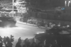 15 Temmuz gecesi Ankara'ya çıkan tankların görüntüleri ortaya çıktı