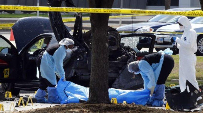 Texas saldırısını, IŞİD üstlendi
