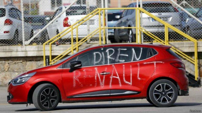 Renault ne verdi işçi ne istiyor?
