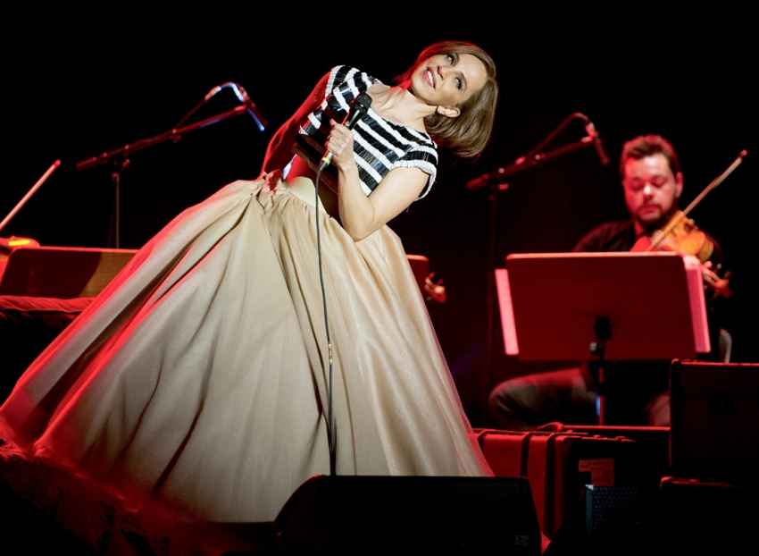 Sertab'ın Oda Müziği Konseri Bursa'da