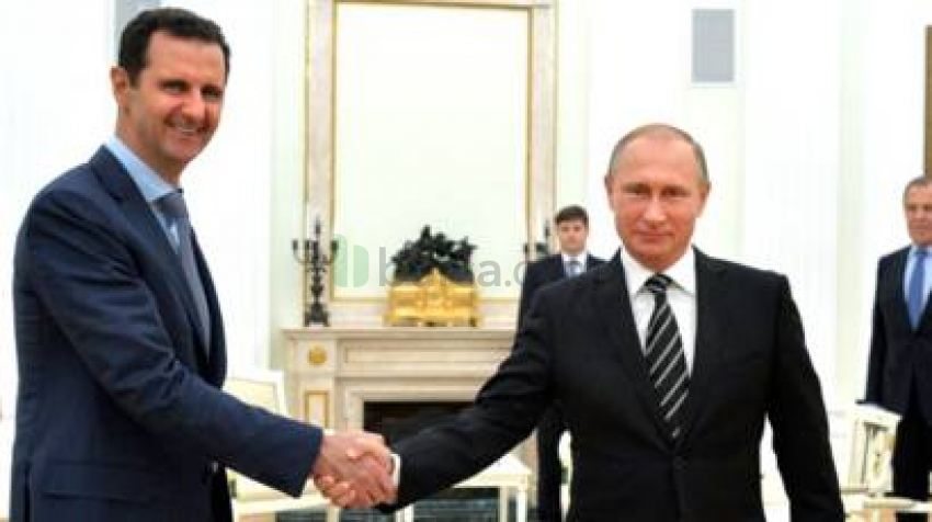 Putin, Esad'la ateşkes anlaşmasını görüştü
