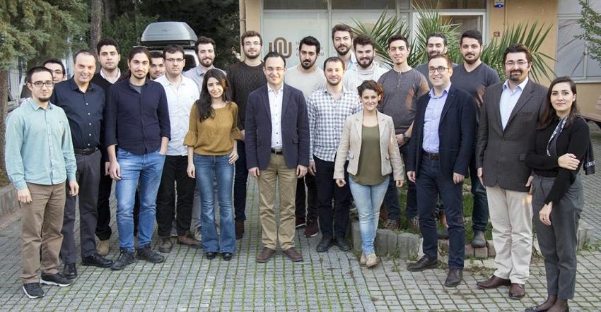 Türkiye'nin ilk sürücüsüz araçlarını tasarlayacaklar