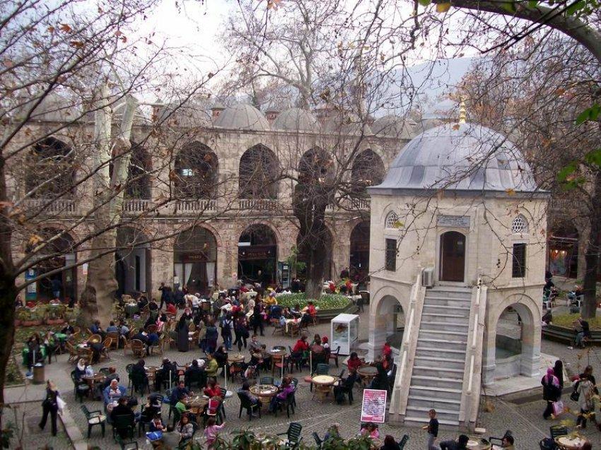 Bursa'da mutlaka görülmesi gereken yerler