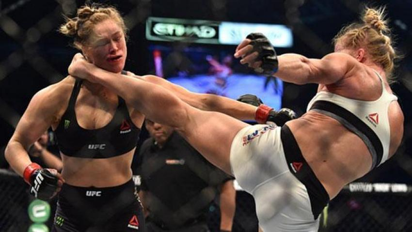 Ronda Rousey ilk kez yenildi