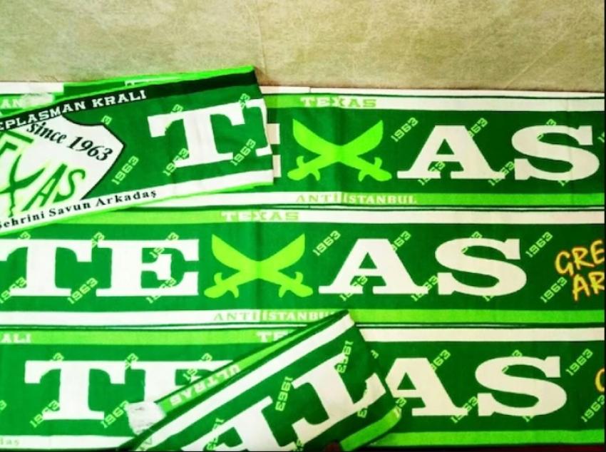 Teksas'tan atkı kampanyası