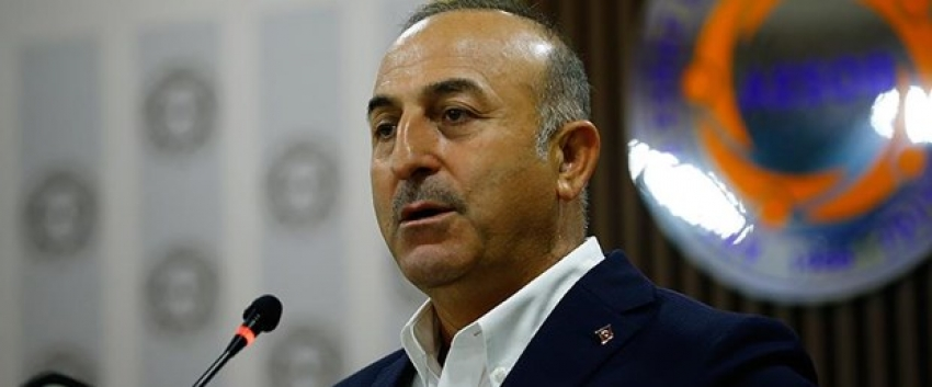 """Çavuşoğlu: """"16 Nisan'dan sonra AB'ye son önerimizi sunacağız"""""""