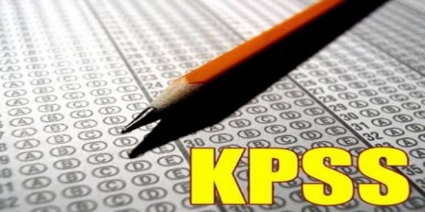 KPSS DHBT sonuçları açıklandı