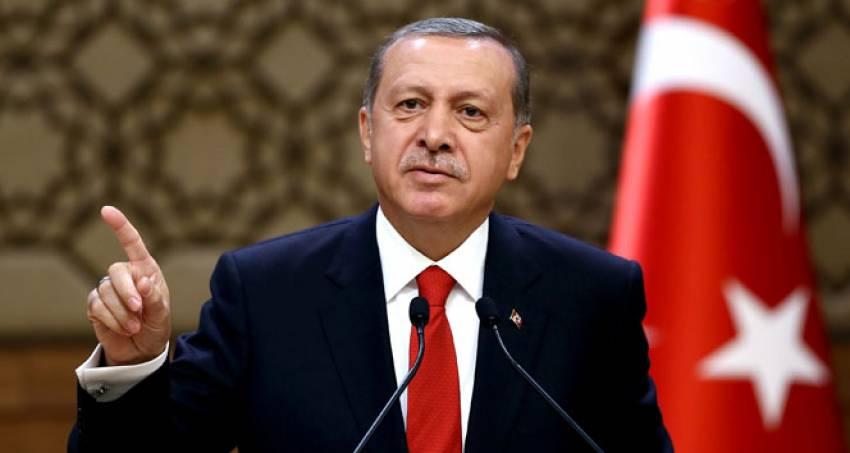 """Erdoğan: """"Büyük bir felaketin önüne geçilmiştir"""""""