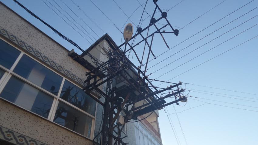 1968 yılında kurulan elektrik trafosuyla aydınlanıyorlar