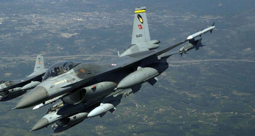 """MSB: """"Haftanin bölgesinde 8 PKK'lı terörist etkisiz hale getirildi"""""""
