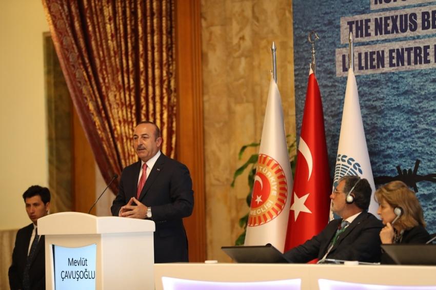 Akdeniz Parlamenterler Asamblesi Toplantısı Ankara'da yapıldı