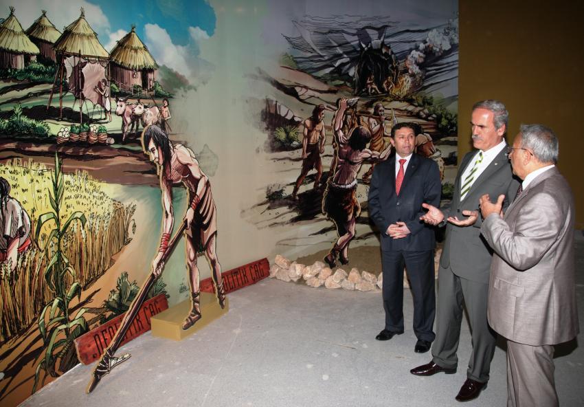 MüzeKent Bursa, dünyaya örnek oluyor